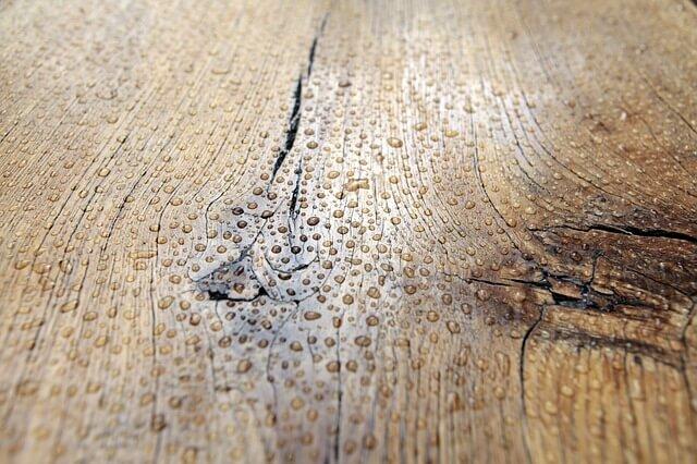 משרד מעץ לגינה