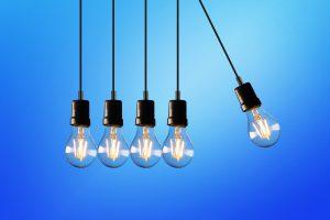 תאורה לחדר עבודה